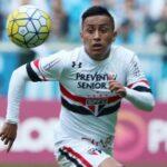 Christian Cueva es esperado en Sao Paulo para inicio de temporada 2018