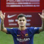 Barcelona: Philippe Coutinho presentado en sociedad como jugador azulgrana
