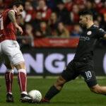 Copa de Liga: Manchester City pasa a la final al vencer (3-2) al Bristol