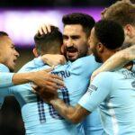 FA CUP: Manchester City con doblete de Sergio Agüero golea 4-1 a Burnley