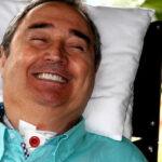 Entrenador que quedó cuadripléjico reaparece para dirigir equipo infantil