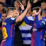 Copa del Rey: Barcelona con autoridad golea 5-0 al Celta de Vigo