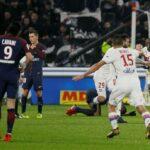 Ligue 1: PSG sin Neymar cae 2-1 ante Olympique de Lyon por la fecha 22