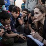 Jordania: Angelina Jolie pide al Consejo de Seguridad solución a conflicto sirio (VIDEO)