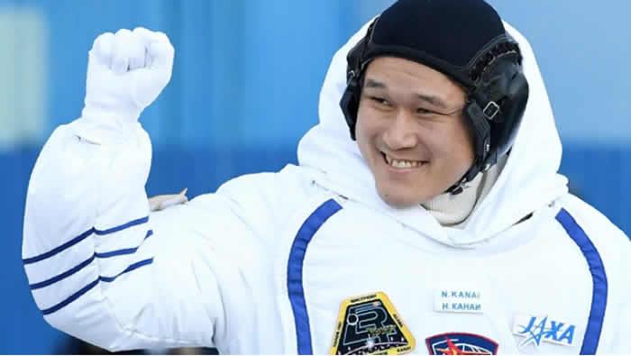 Este astronauta japonés creció ¡9 cm! en el espacio
