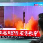 Japón: Por error canal de TV pidió a la población evacuar por disparo de misil norcoreano  (VIDEO)