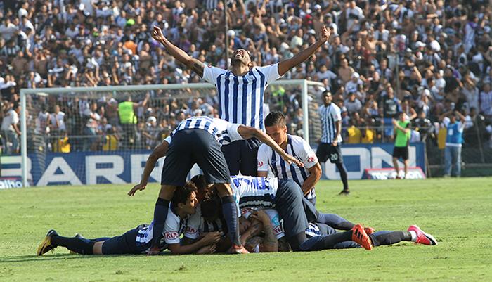 Alianza Lima frente a Audax Italiano presentará su plantel 2018