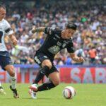 Liga MX: Irven Ávila anota su primer gol en triunfo de Lobos BUAP a Pumas