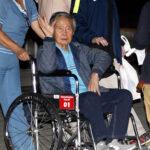 Fujimori: El sátrapa, ladrón y asesino ya pasea por calles de Lima