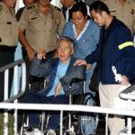 Exdictador Fujimori fue internado en clínica Centenario