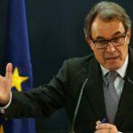 El líder independentista catalán Artur Mas deja presidencia de su partido