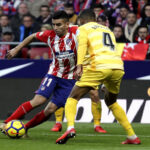 Liga Santander: Atlético Madrid se descarta al igualar 1-1 con Girona