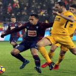Liga Santander: Atlético Madrid gana 1-0 al Eibar y acecha al Barcelona