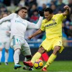 Liga Santander: Real Madrid agudiza su crisis al caer 1-0 con Villarreal