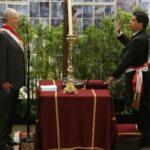 Gabinete de la reconciliación: Juramentaron ministros (VIDEO)