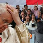Presentarán iniciativa para derogar ley fujimorista que se burla del Papa Francisco