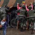 Horror en Brasil: Policía busca a decapitadores de niños
