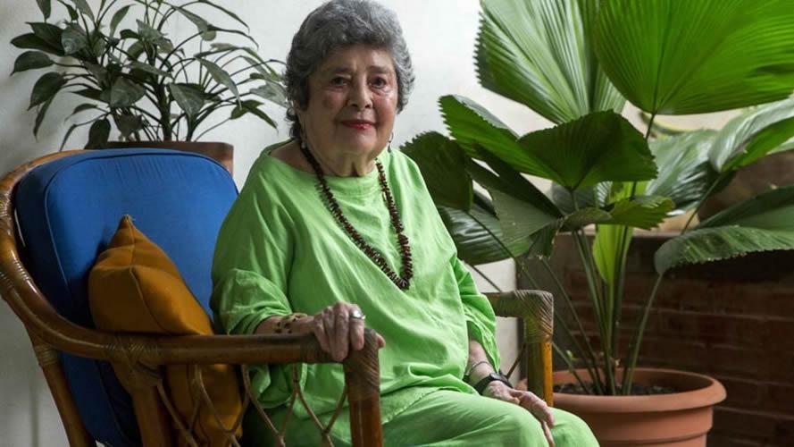 Claribel Alegría marcó la poesía centroamericana con calidad — PEN Nicaragua