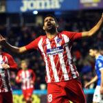 Copa del Rey: Atlético Madrid en octavos de final golea 4-0 al Lleida