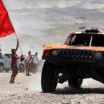 El Dakar se adentra de lleno en el desierto de Perú