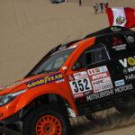 El Dakar habla cada vez más español