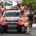 Dakar 2018: Al-Attiyah se impone en primera etapa en coches