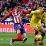 Liga Santander: Atlético Madrid de contragolpe golea 3-0 a Las Palmas