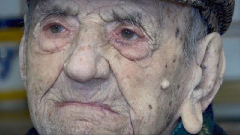 En agosto pasado y tras la muerte del israelí Yisrael Kristal Francisco Núñez pasó a ser considerado el hombre más viejo del mundo