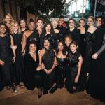 Golden Globes: La alfombra roja se tiñó de negro y de activismo (Fotos)