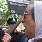 Madres de Plaza de Mayo impiden allanamiento de su sede ordenado por juez