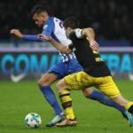 Bundesliga: Borussia Dortmund empata 1-1 con el Hertha Berlín