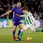 Liga Santander: Real Betis cerrando la 19ª fecha derrotó 3-2 al Leganés