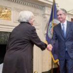 EEUU: Fed deja sin cambios tasas de interés en la última reunión de Yellen