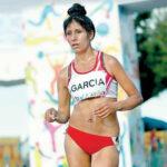 Kimberly García se consagra campeona nacional de marcha en ruta 2018