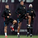 Copa del Rey: Yerry Mina no debuta mañana en el derbi Barcelona-Espanyol