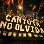Cantuta y Barrios Altos: Anuncian marcha contra indulto a exdictador