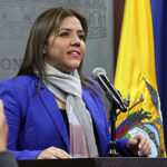 Una psicóloga clínica es la nueva vicepresidenta de Ecuador