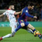 Liga Santander: Barcelona con golazo de Messi vence 2-1 al Alavés