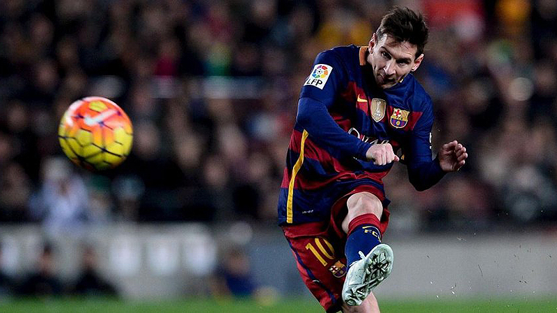 Barcelona golea 3-0 al Levante