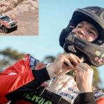 10ª etapa del Dakar: Nicolás Fuchs queda 'frenado' por problemas mecánicos