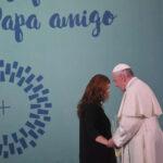 Chile: El Papa al visitar prisión critica que la cárcel sea solo un castigo