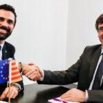 Parlamento catalán convoca pleno de investidura de Puigdemont para el 30 (VIDEO)