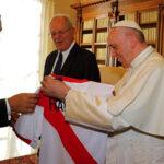 Ricardo Gareca pedirá al Papa Francisco bendiga al Perú en el Mundial de Rusia