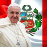 Papa Francisco: Agenda oficial de su visita al Perú (Mapa para misa en Las Palmas)