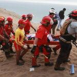 Pasamayo: Relación de heridos en hospitales Carrión, Sabogal y Chancay