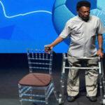"""Niegan que """"Pelé"""" haya sido internado de urgencia tras sufrir desmayo"""