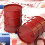 Barril de petróleo Brent sigue en alza sube un 0.58% y cierra en 70.26 dólares