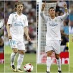 """""""L'Équipe"""": Cuatro madridistas, Messi y Neymar en el equipo ideal 2017"""