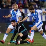 Copa del Rey: Real Madrid en un partido gris derrota por 1-0 al Leganés