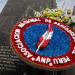 ANP: Homenaje a periodistas mártires de Uchuraccay (Lima y Ayacucho)